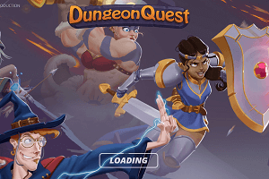 Dungeon Quest slot review