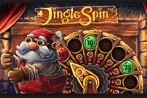 Jingle Spin slot review