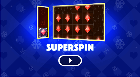 Icy Gems slot features