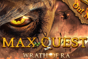 Max Quest Wrath of Ra slot review