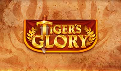 Tiger's Glory logo big
