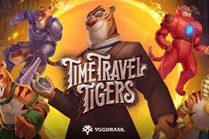 Time Travel Tigers slot review