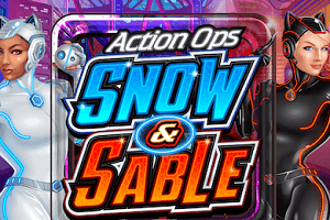 Action Ops Snow & Sable slot review