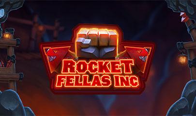 Rocket Fellas Inc logo big