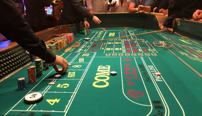 How to win at Craps
