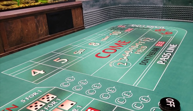 Craps strategy and tips
