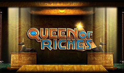 Queen of Riches logo big