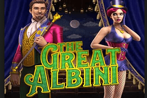 The Great Albini slot review