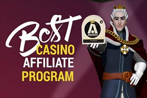 King Billy Casino Wins Best Casino Affiliate Program at IGB Awards 2019