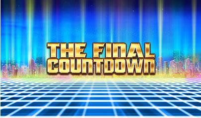The Final Countdown logo big