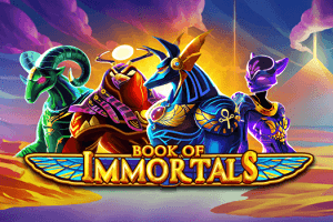 Book of Immortals slot review