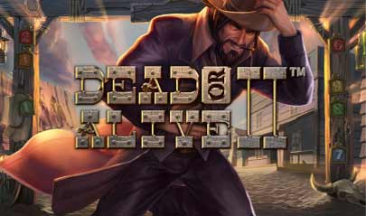 Dead or Alive logo big