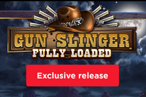 Gin Slinger Fully Loaded slot review