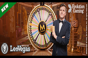 LeoVegas Casino to launch Monopoly Live by Evolution Gaming