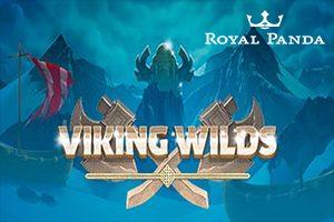 Get 150 free spins on the Viking Wilds slot at Royal Panda Casino