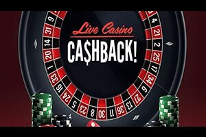 Rizk Casino gives you a 10% Weekly Cashback Chip on Live Casino losses