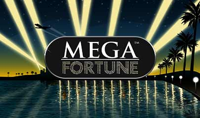 Mega Fortune logo big