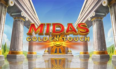 Midas Golden Touch logo big