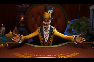 Yggdrasil to launch Dr Fortuno Slot and Blackjack game