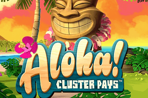 Aloha! Cluster Pays slot review