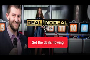 Royal Panda launches Deal or No Deal Game