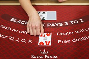 Two Live Casino early releases by Evolution available at Royal Panda Casino