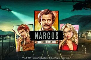 Sign up with Mr Green and Get 25 Free Spins No Deposit on Narcos Slot