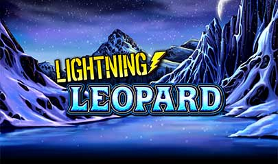 Lightning Leopard logo big