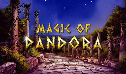 Magic of Pandora logo big