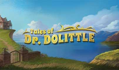 Tales of Dr. Dolittle logo big
