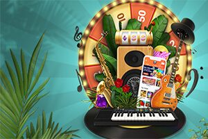 LeoVegas Casino gives you on a music experience of a lifetime