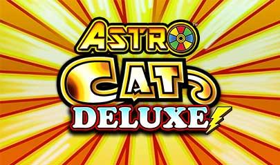 Astro Cat Deluxe logo big