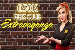 Rizk Casino gives away €50,000 in prizes to celebrate rizk club launch