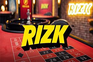 Join Rizk Casino and claim a €250 Live Casino Bonus