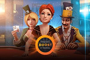 Boost Prize Drops and Missions added to Yggdrasil Gaming table games