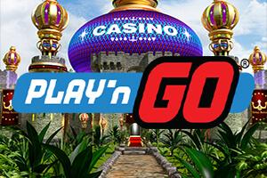 Royal Panda Casino Gives Away Over 500 Free Spins on Play'n Go Slots