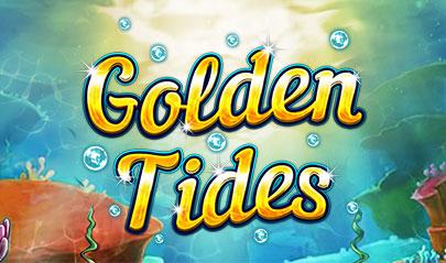 Golden Tides logo big