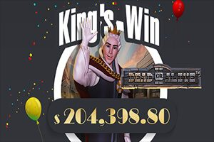 King Billy Casino Player Hits $200K on Dead or Alive 2 Slot