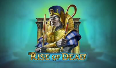 Rise of Dead logo big