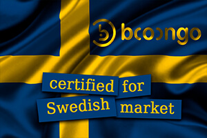 Booongo Most Popular Slots Certified for Swedish Market