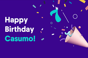 Secure 7 Free Spins at Casumo Casino for a Chance to Win £777