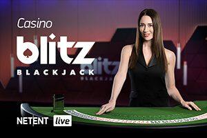 NetEnt's Blackjack Common Draw is Blitz Blackjack Now