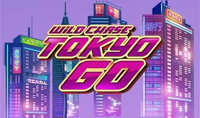 Wild Chase Tokyo Go logo big