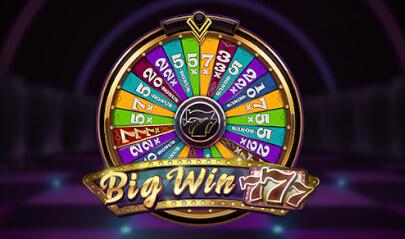 Big Win 777 logo big