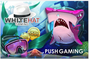 White Hat Casinos to Add Push Gaming Slots