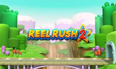 Reel Rush 2 logo big