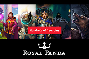 Complete Daily Missions at Royal Panda Casino to Get over 400 Free Spins