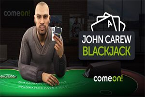 John Carew Blackjack Is Latest Additon to Yggdrasil Table Games Portfolio