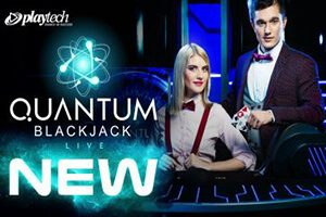Live Slots and Quantum Blakcjack Added to Playtech Live Casino Network
