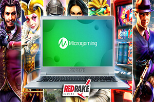 Red Rake Slots and Video Bingo Games Added to Microgaming Online Casinos